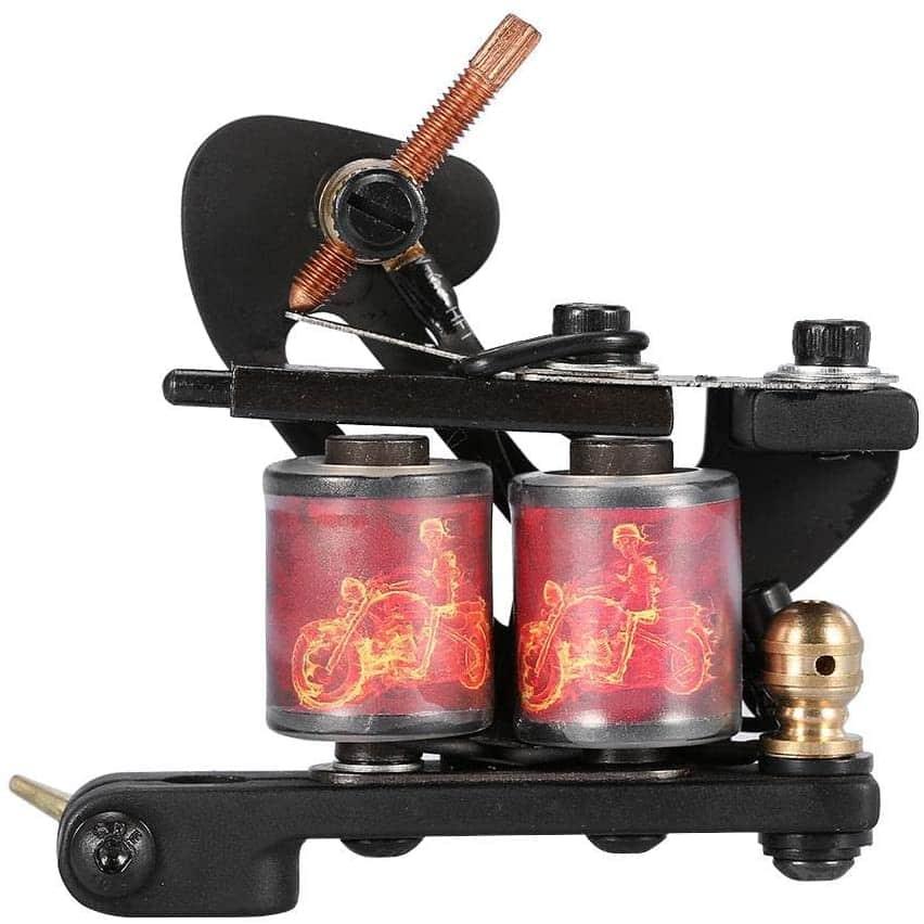 máquina de tatuar de bobinas RAIDER