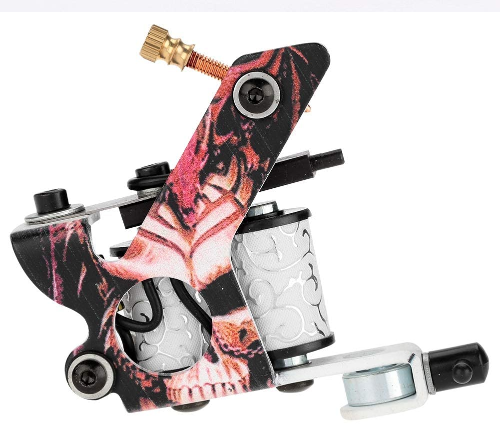 máquina de tatuar de bobinas PINK