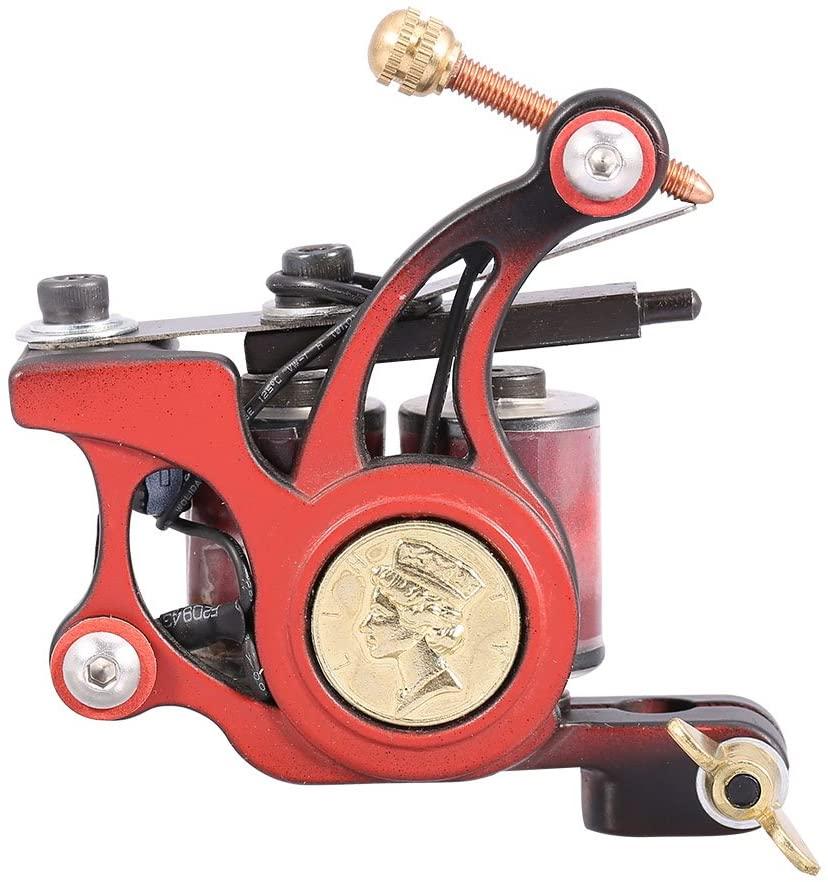 máquina de tatuar de bobinas QUEEN
