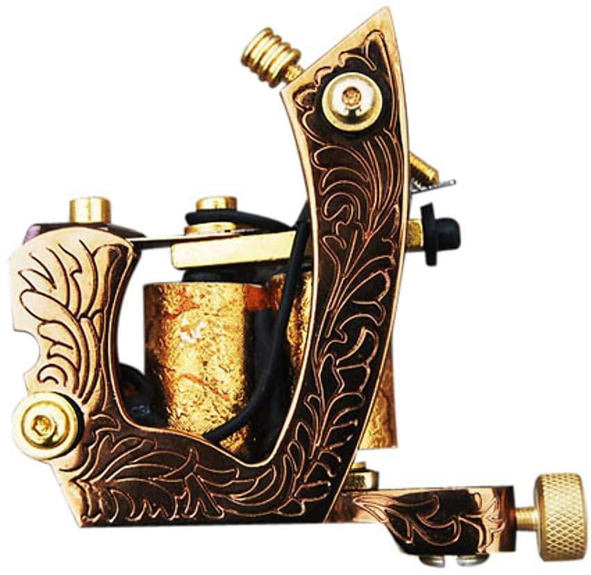 máquina de tatuar de bobinas KING