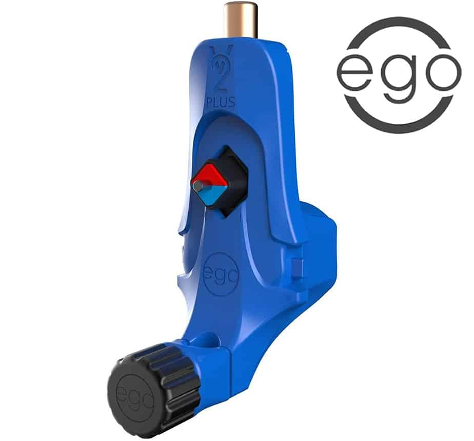TATTOO EGO ROTARY MACHINE V2 PLUS - BLUE