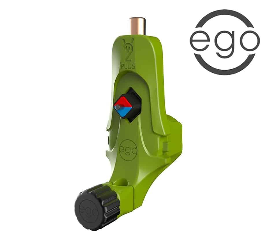 TATTOO EGO ROTARY MACHINE V2 PLUS - GREEN