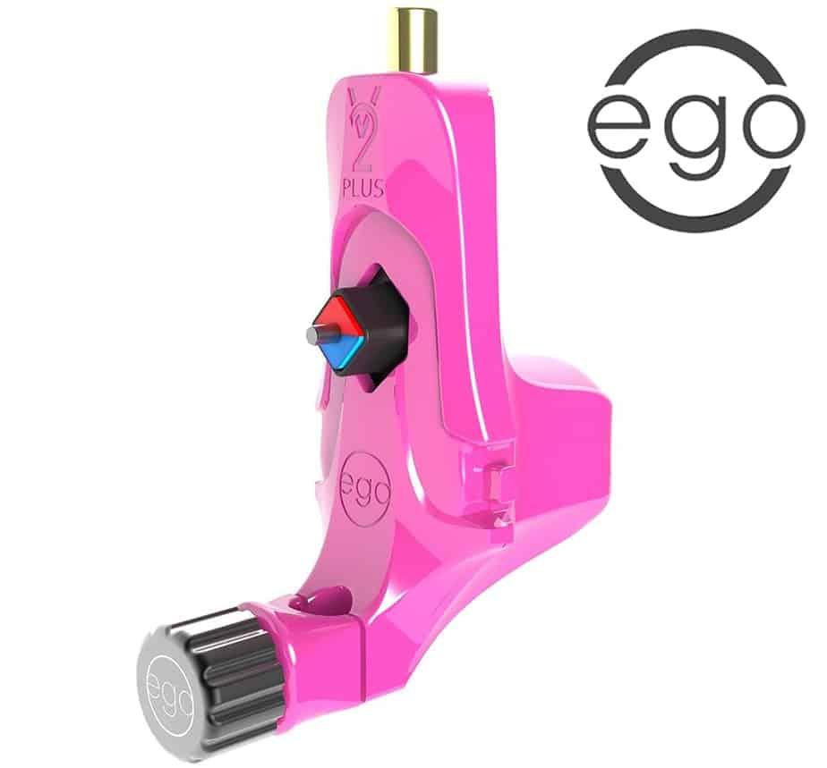 TATTOO EGO ROTARY MACHINE V2 PLUS - PINK