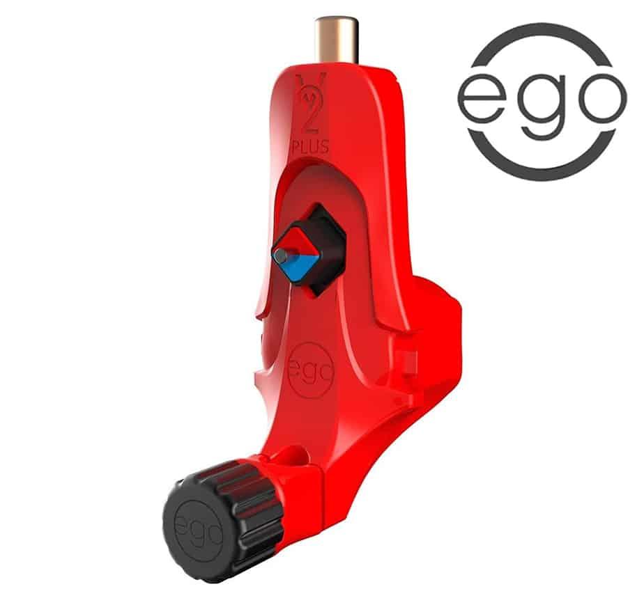 TATTOO EGO ROTARY MACHINE V2 PLUS - RED