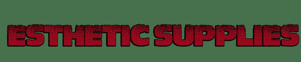 esthetic supplies seccin