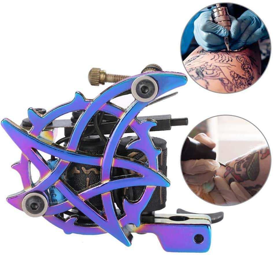 maquina de tatuar gasoleo star_