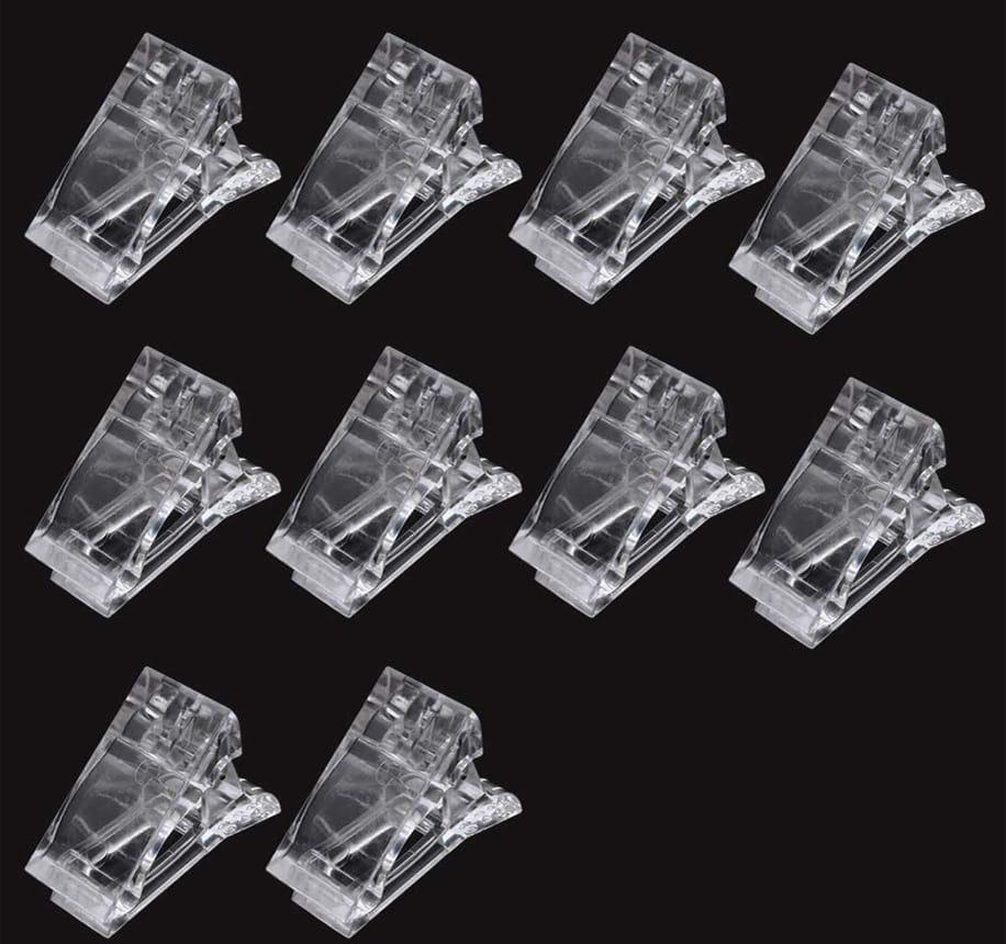 Pinzas construcción rápida de uñas