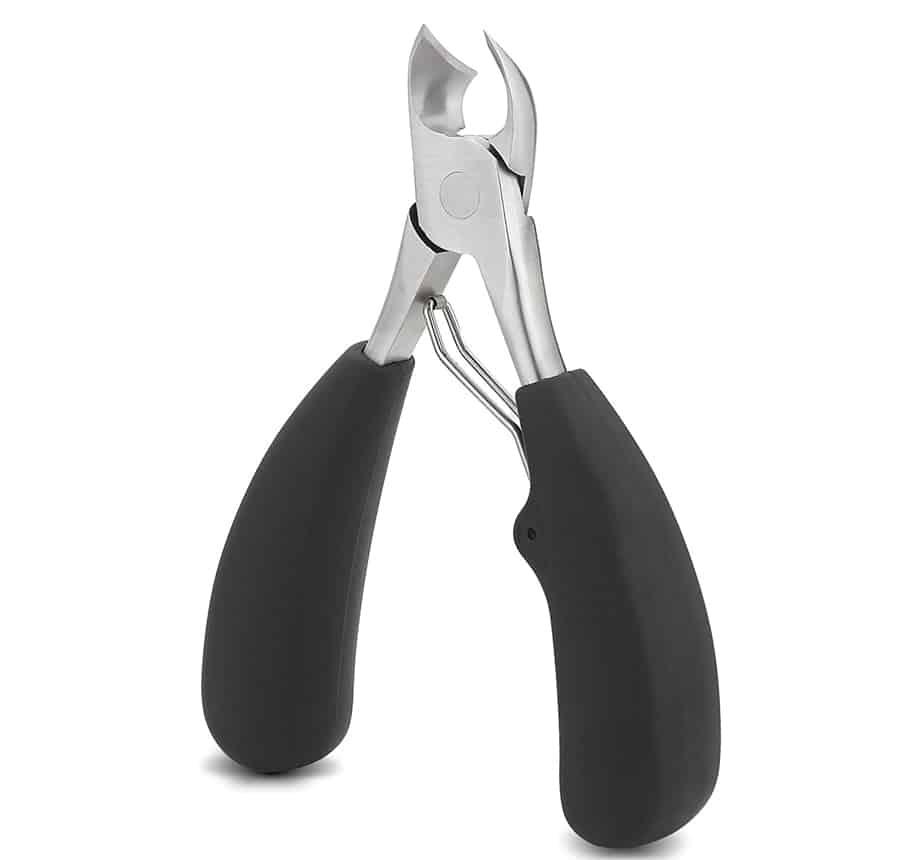 Cortador y removedor de cutículas y uñas