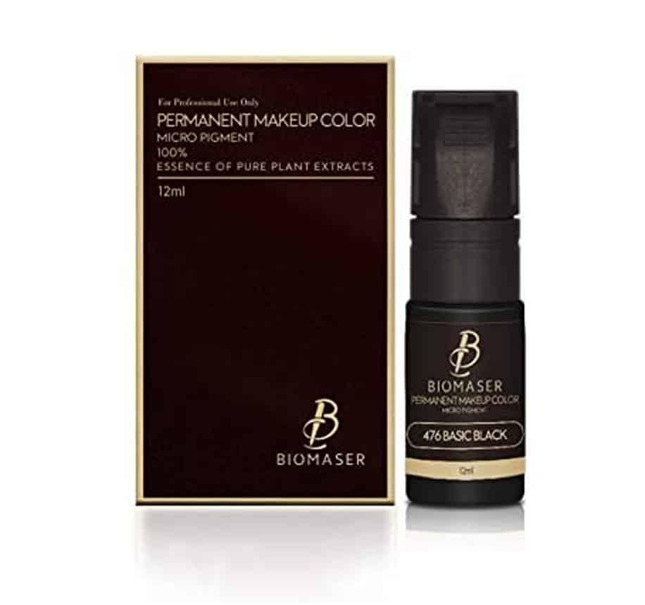 Pigmento Microblading BIOMASER Black Brown