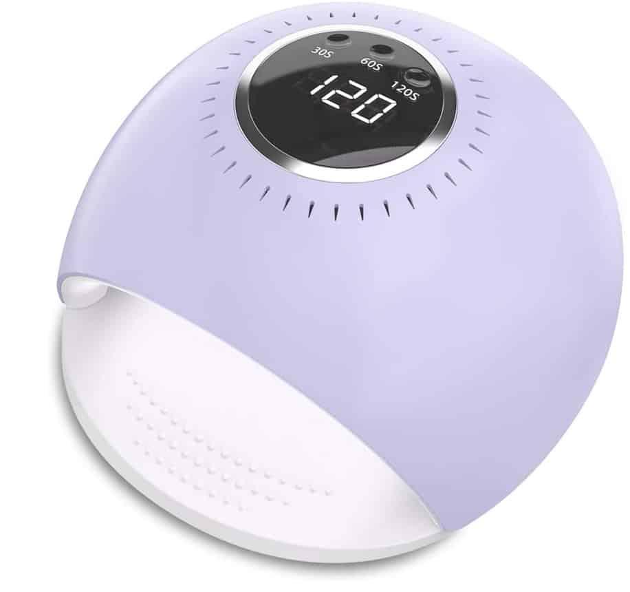 Lámpara LED UV Uñas - 84W Secador de Uñas