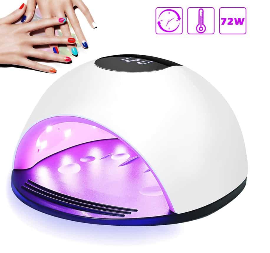 Lámpara LED UV Uñas