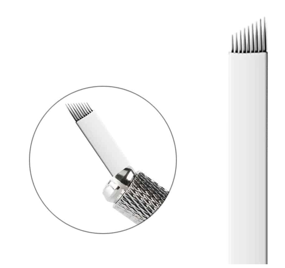 Agujas 14 pin Microblading