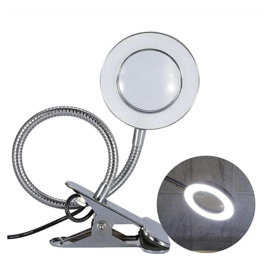 Lámpara Lupa LED